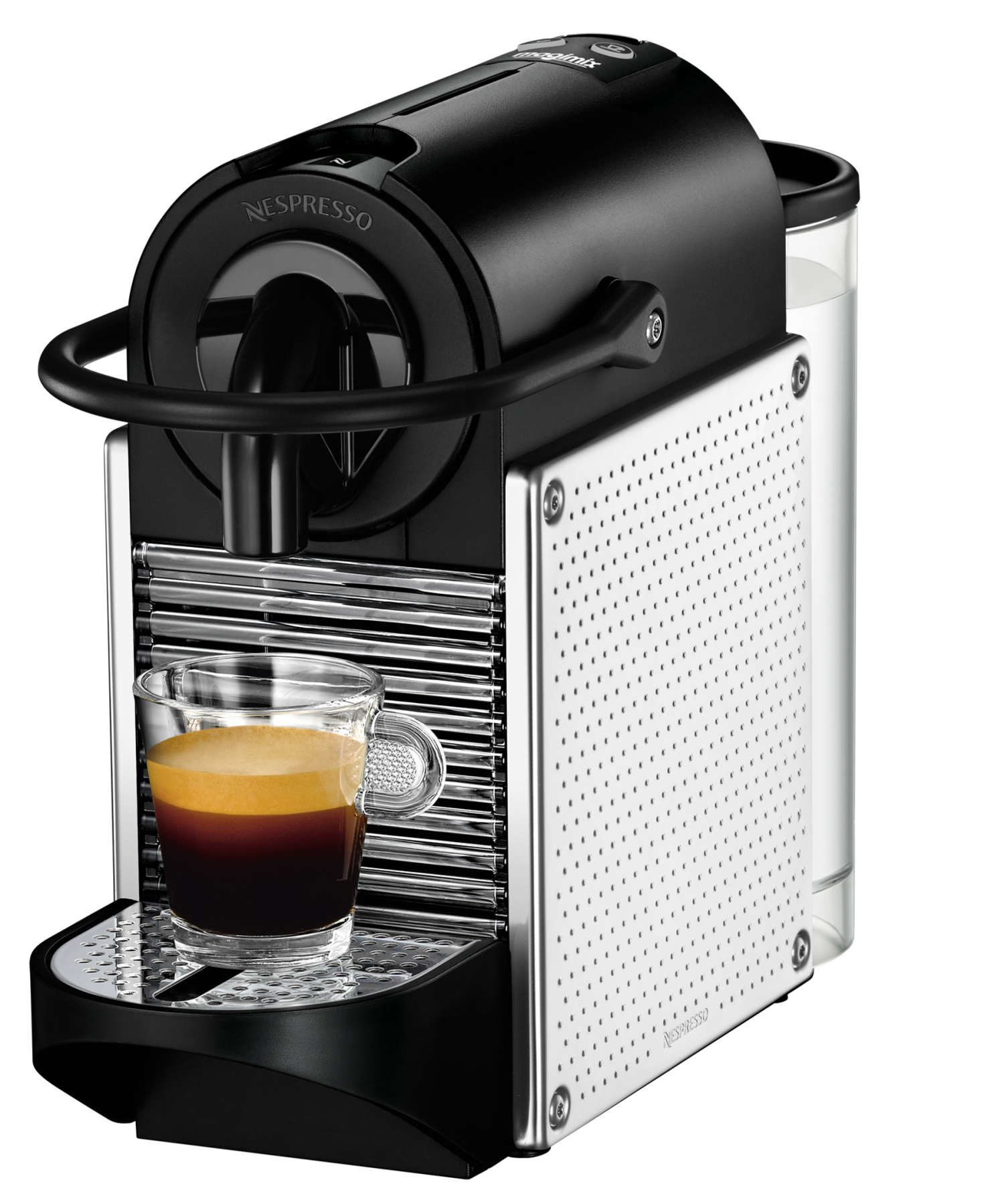 dtartrage nespresso pixie cool nespresso gemini cs with. Black Bedroom Furniture Sets. Home Design Ideas