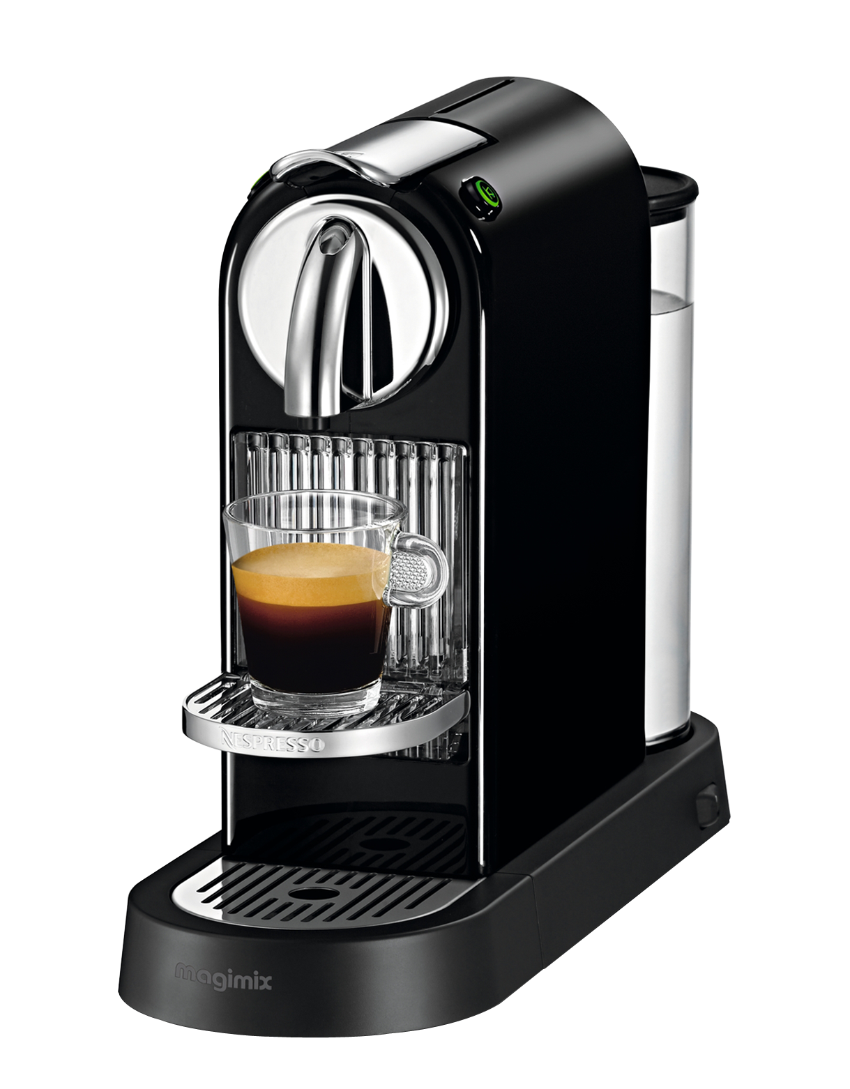 nespresso citiz noire automatique magimix 11296 capsules compatibles nespresso moins. Black Bedroom Furniture Sets. Home Design Ideas