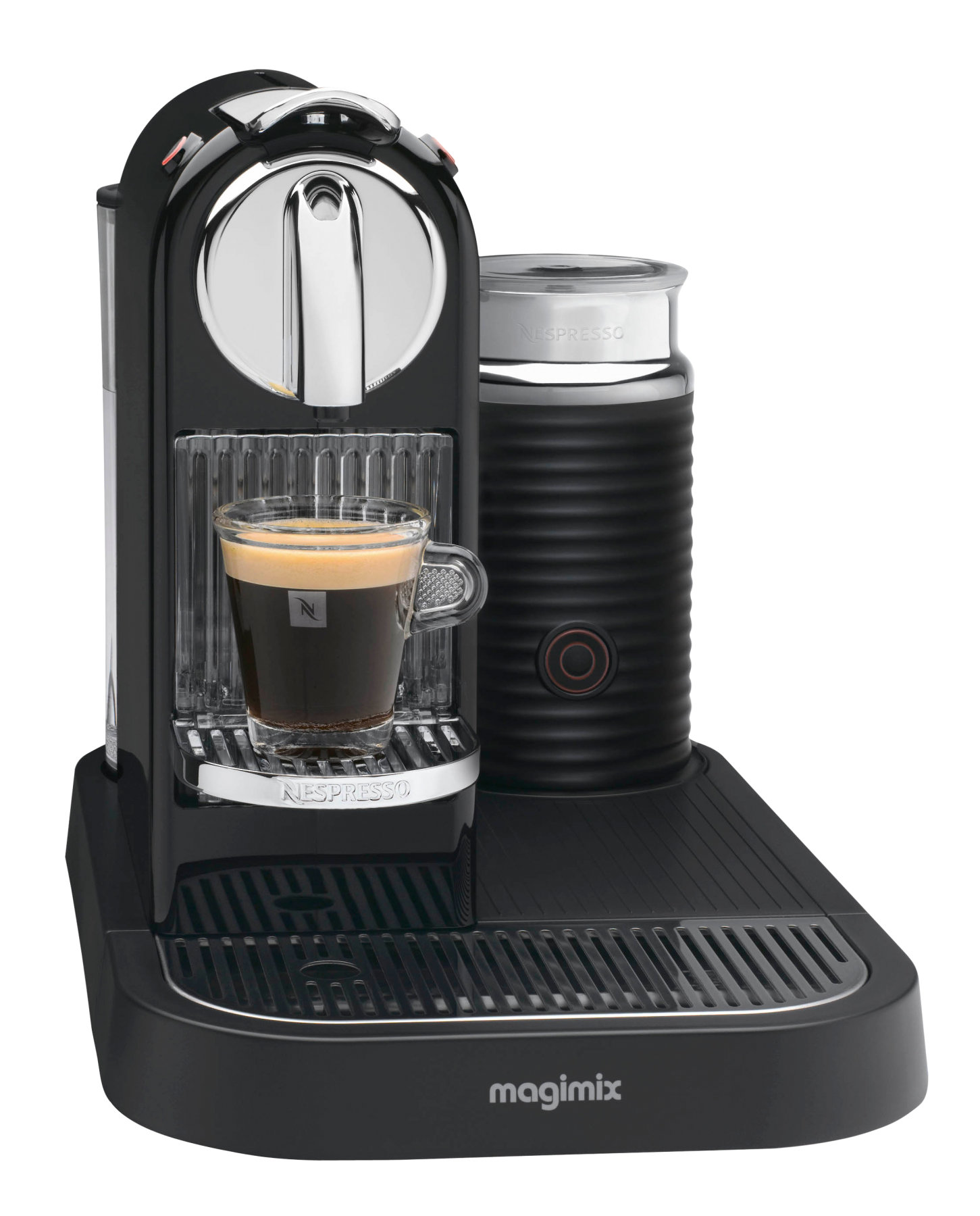 nespresso citiz milk noir automatique magimix 11306 capsules compatibles nespresso moins. Black Bedroom Furniture Sets. Home Design Ideas