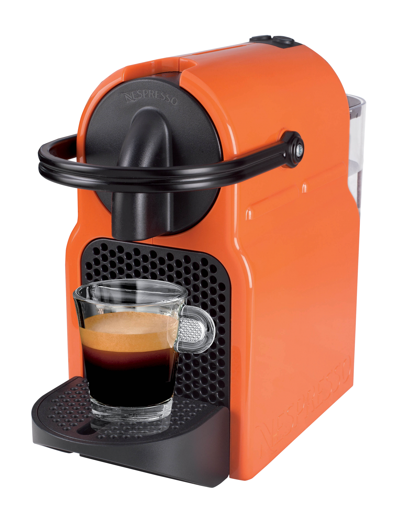 nespresso inissia m105 orange magimix 11352 capsules compatibles nespresso moins ch res. Black Bedroom Furniture Sets. Home Design Ideas